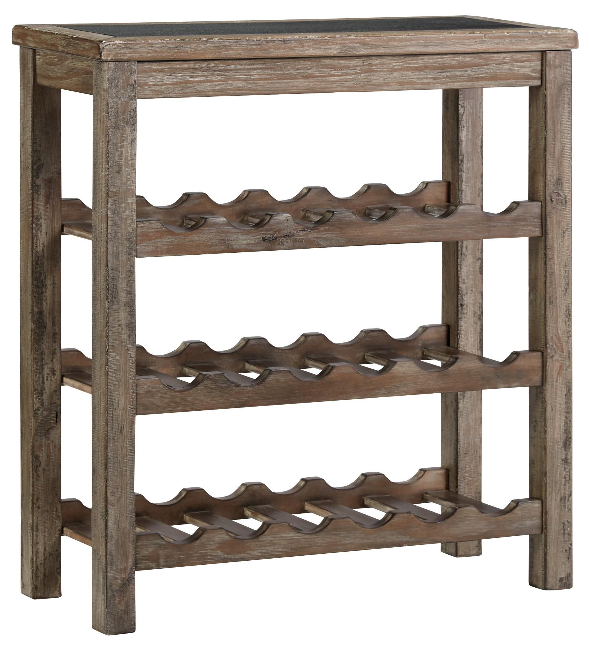 Signature Design by Ashley Furniture Vennilux Wine Rack - Item Number: T500-114