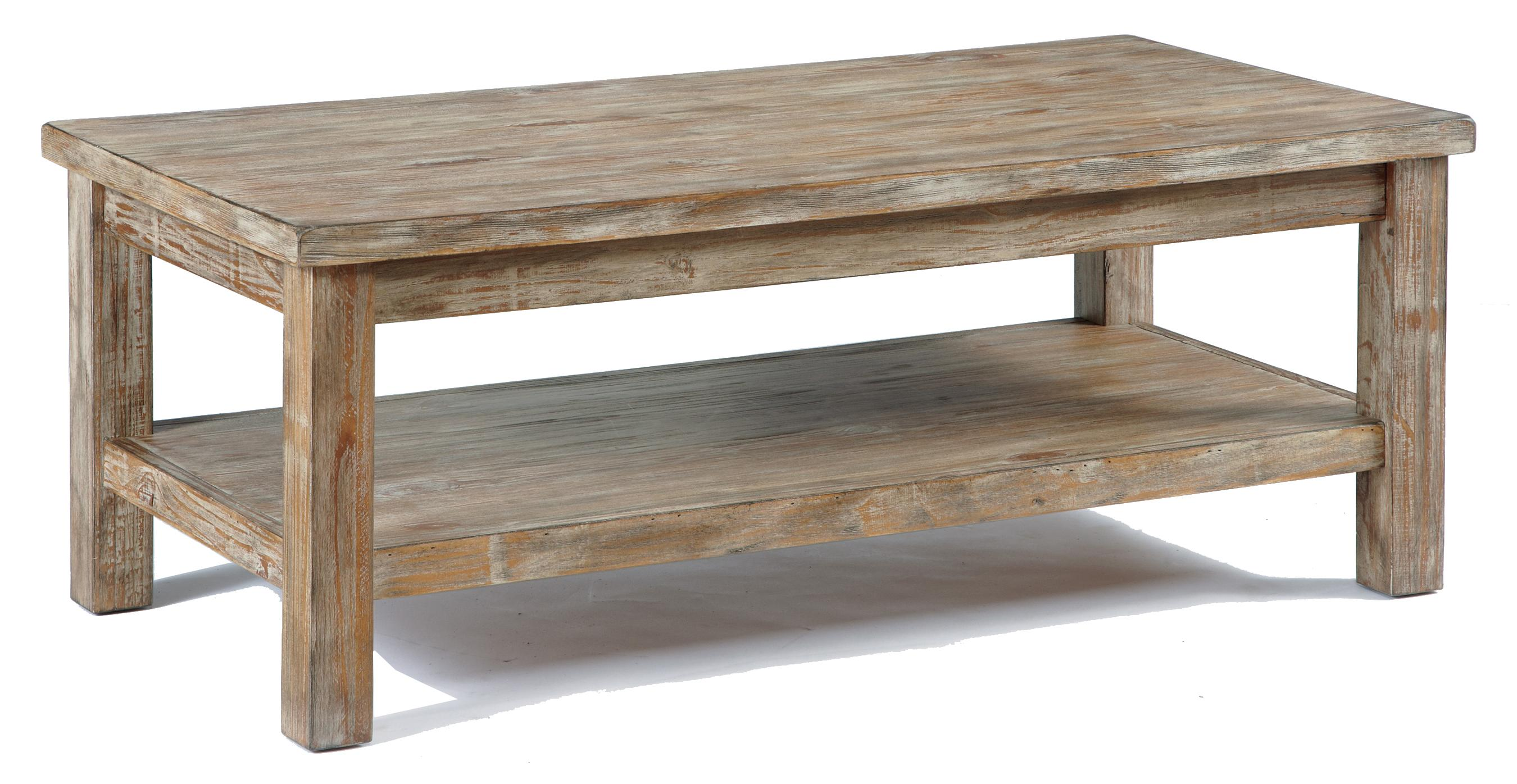Signature Design By Ashley Vennilux Rustic Bisque Rectangular - Ashley signature coffee table set