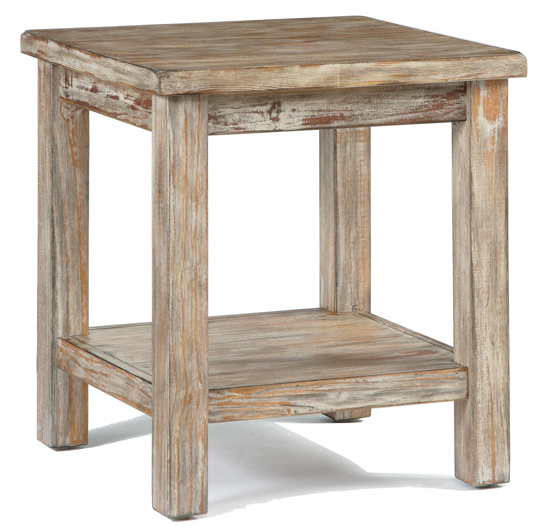 Signature Design by Ashley Vennilux Chairside End Table - Item Number: T500-302