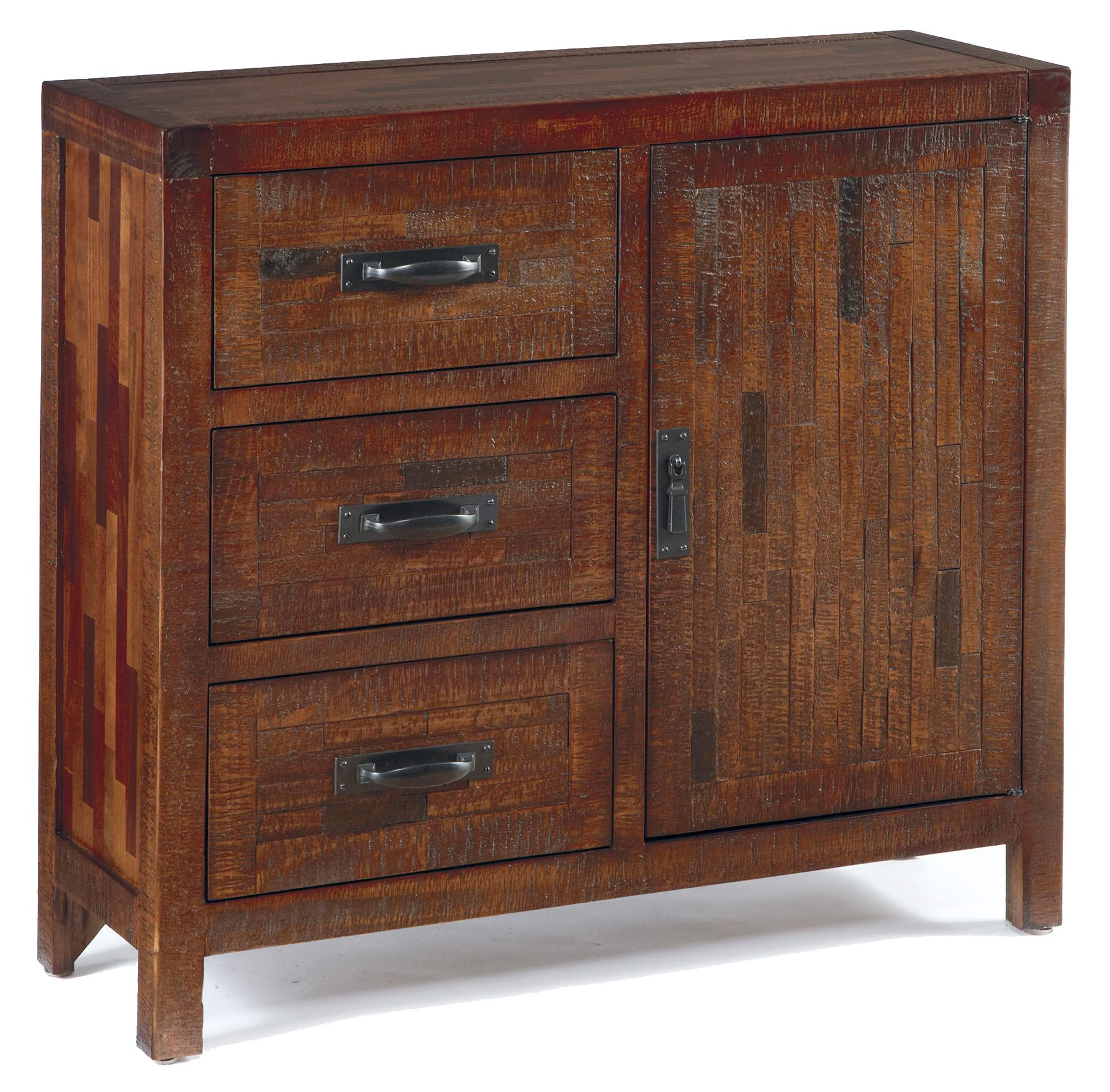 Signature Design by Ashley Vennilux Accent Cabinet - Item Number: T500-430