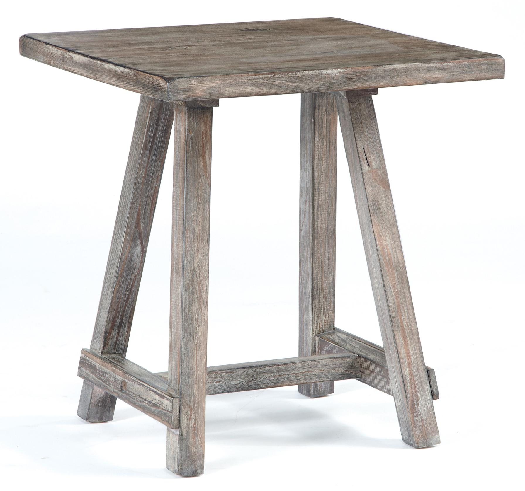 Signature Design by Ashley Vennilux Chairside End Table - Item Number: T500-502