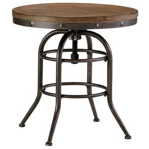 Signature Design by Ashley Vennilux Round End Table
