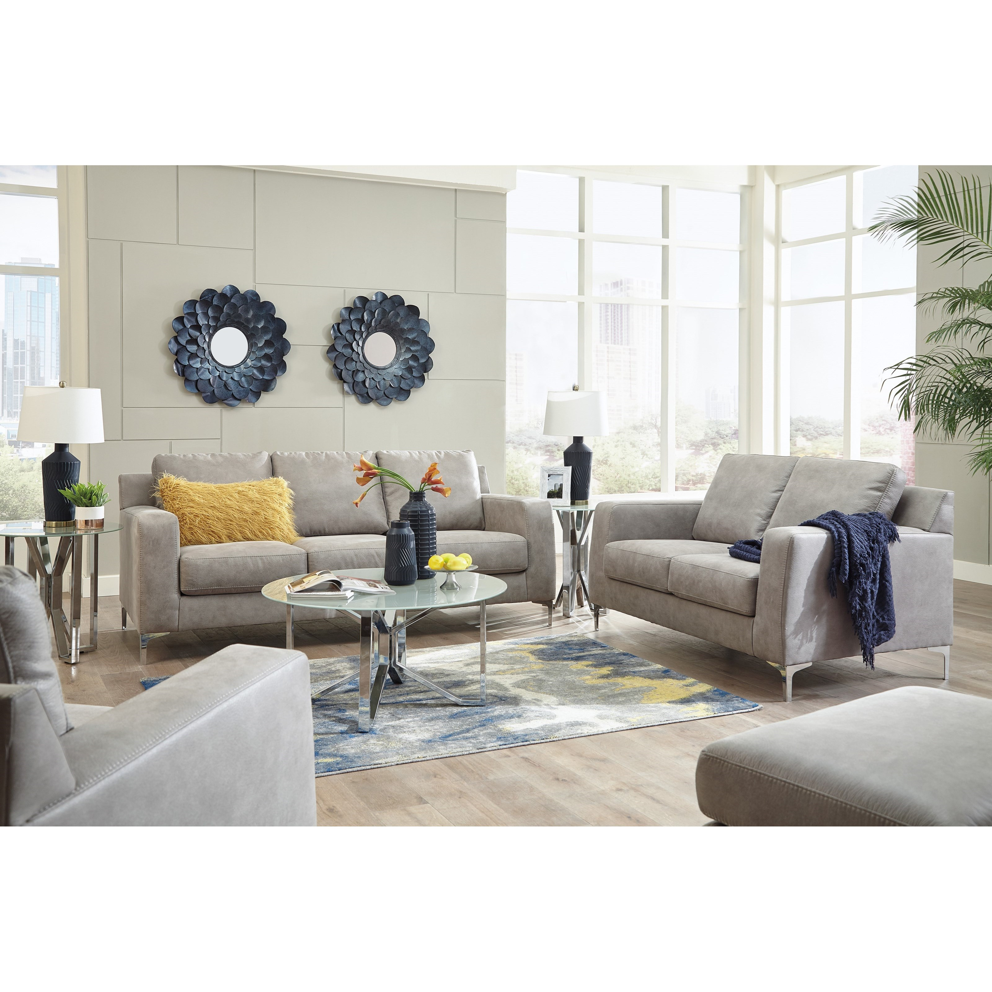 Signature Design by Ashley Ryler Living Room Group | Lindy\'s ...