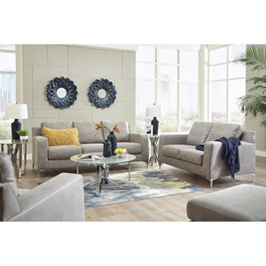 Signature Design by Ashley Ryler Living Room Group