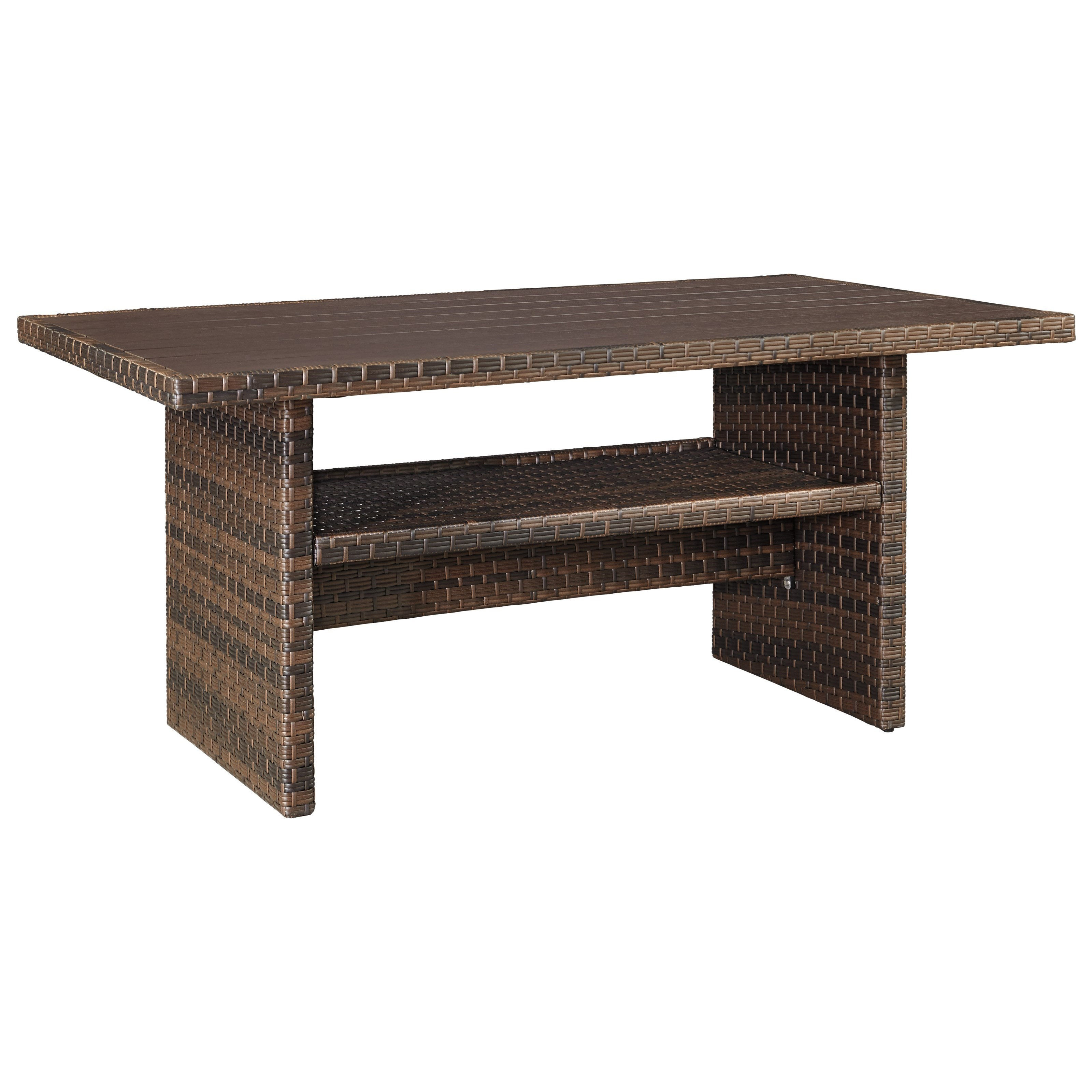 Outdoor Rectangular Multi-Use Table
