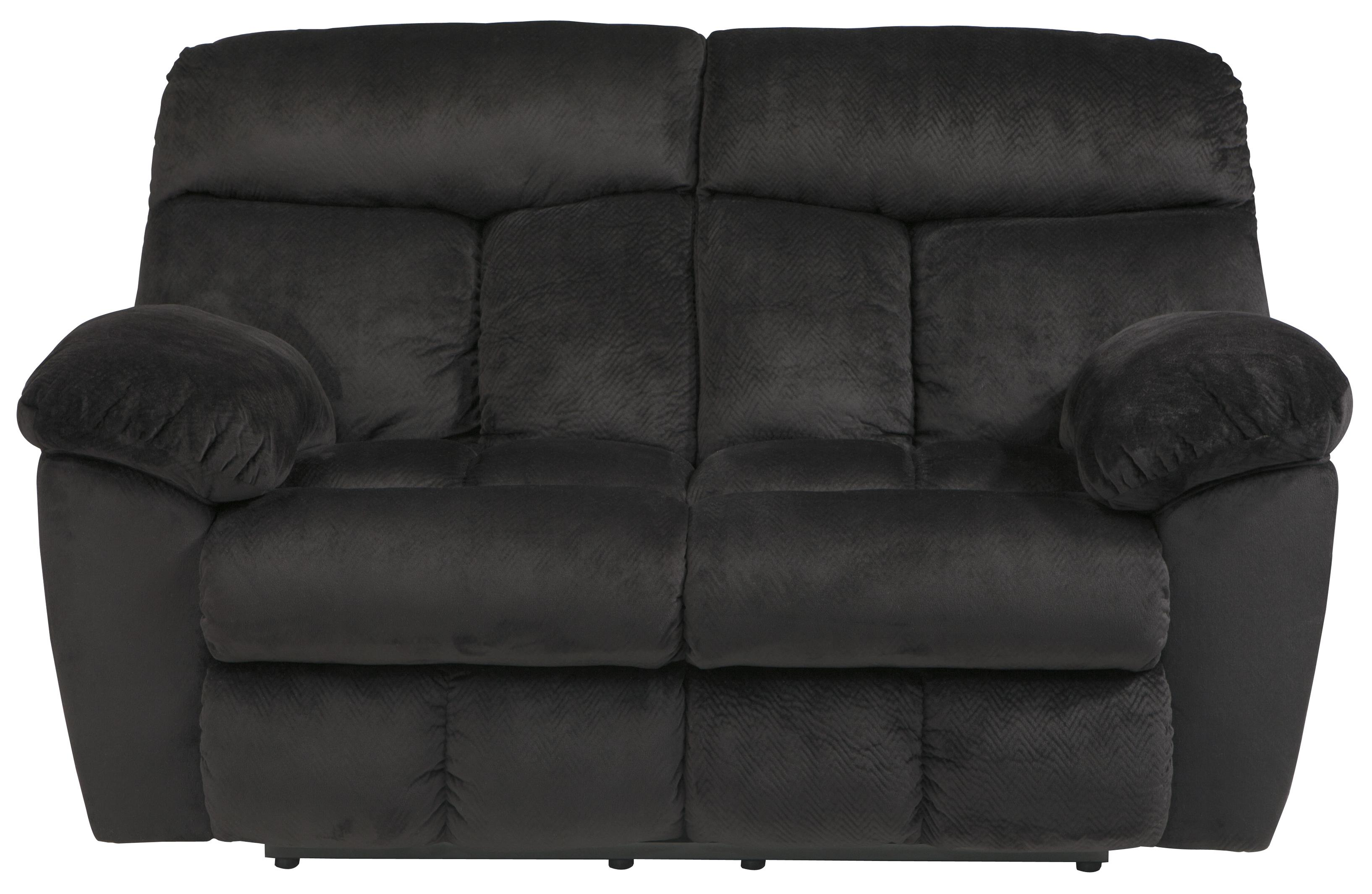 Signature Design by Ashley Saul Reclining Power Loveseat - Item Number: 2230174