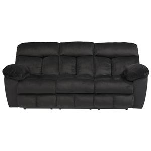 Signature Design by Ashley Saul Reclining Power Sofa