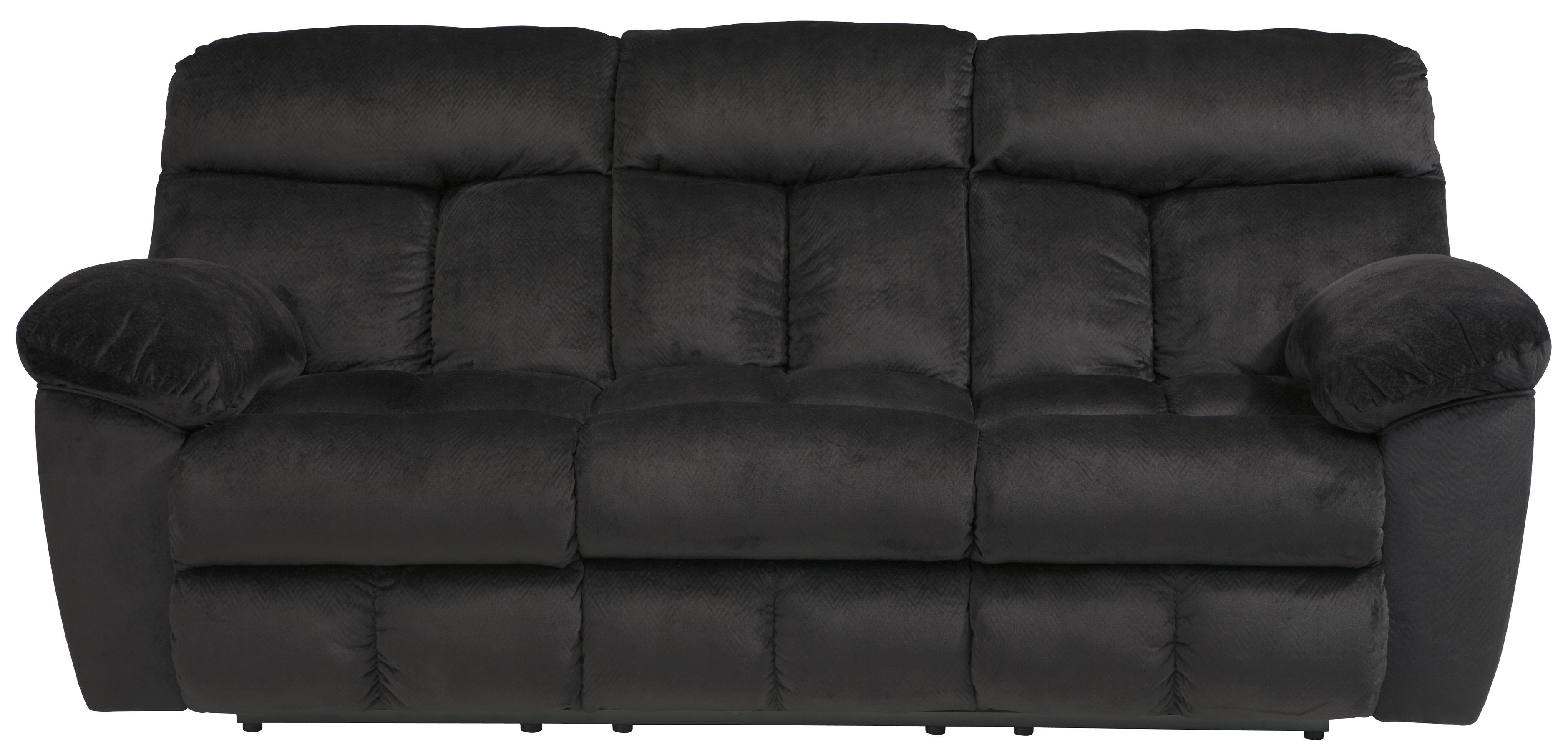 Signature Design by Ashley Saul Reclining Sofa - Item Number: 2230188