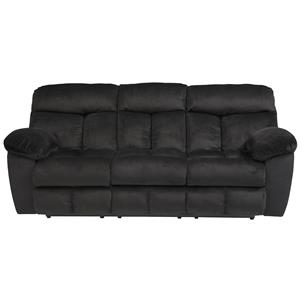 Signature Design by Ashley Furniture Saul Reclining Sofa