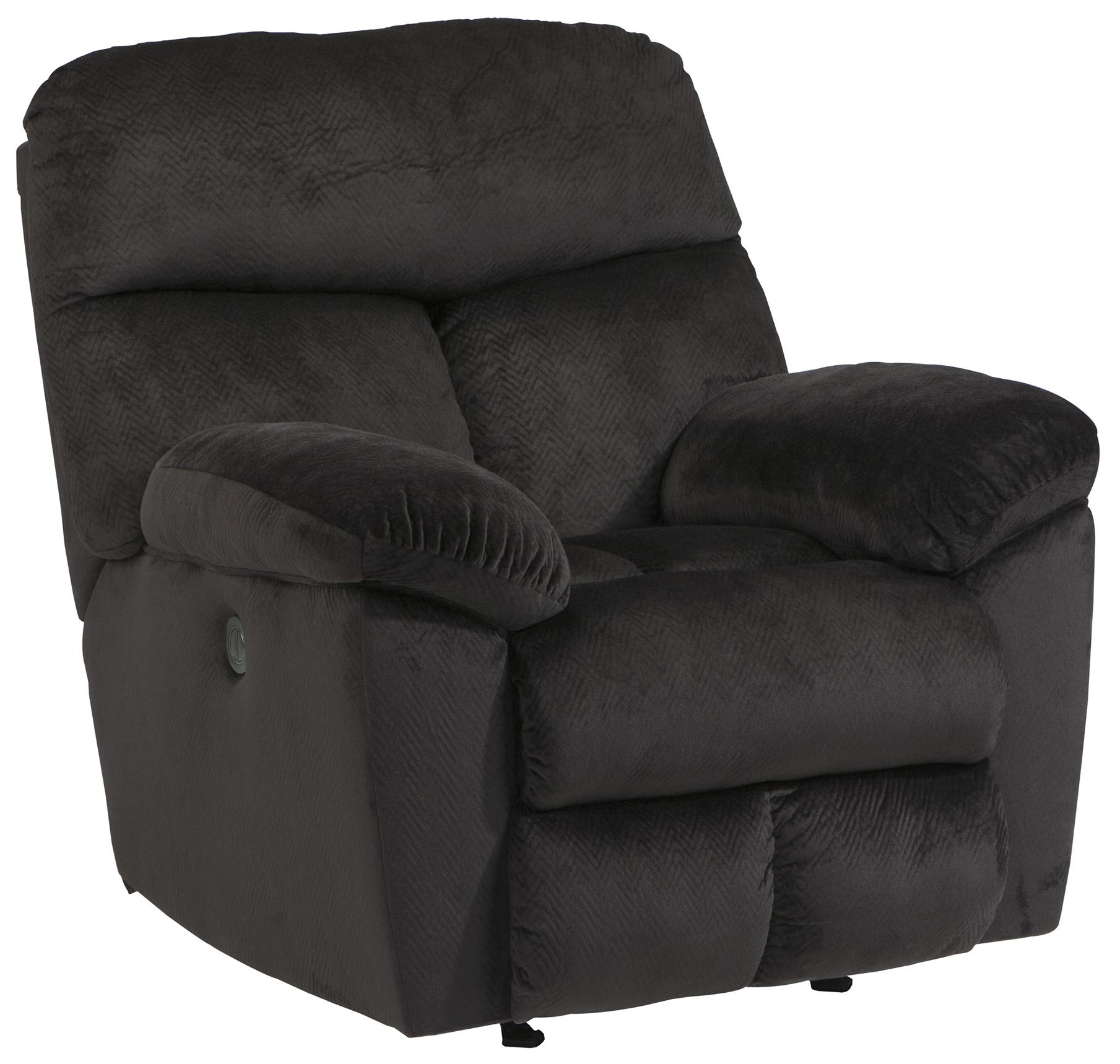 Signature Design by Ashley Saul Power Rocker Recliner - Item Number: 2230198