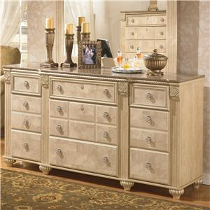 Signature Design by Ashley Saveaha Dresser