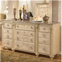 Signature Design by Ashley Saveaha Dresser - Item Number: B346-31