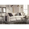 Ashley Signature Design Savesto Sofa - Item Number: 3110264+46+65