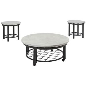 Ashley (Signature Design) Shanileigh Occasional Table Set