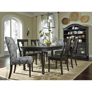 Signature Design by Ashley Sharlowe Casual Dining Room Group