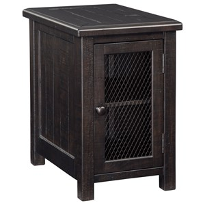 Signature Design by Ashley Sharlowe Chair Side End Table