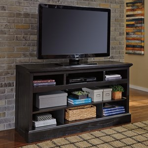Signature Design by Ashley Sharlowe Large TV Stand
