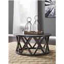 Signature Design by Ashley Sharzane 3 Piece Coffee Table Set - Item Number: 864337110