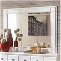 Signature Design by Ashley Weeki Landscape Dresser Mirror - Item Number: B270-36
