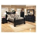 Signature Design by Ashley Shay B271 Queen Group - Item Number: B271 6 Piece Set