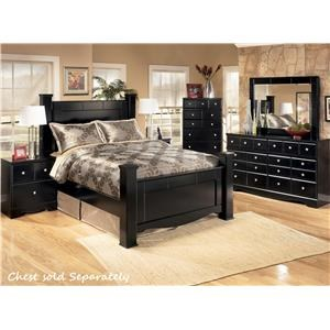 Signature Design by Ashley Shay Queen Bedroom Group