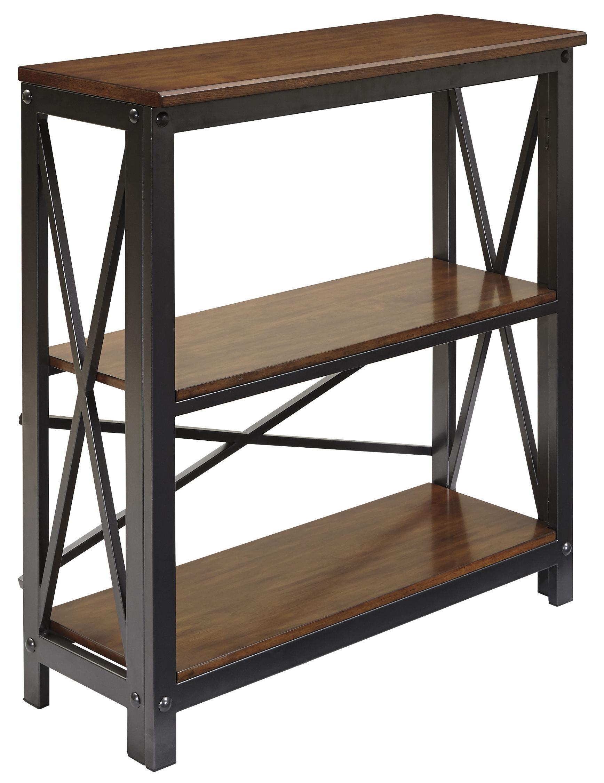 Signature Design by Ashley Shayneville Medium Bookcase - Item Number: H526-15