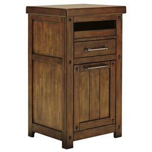 Signature Design by Ashley Furniture Shayneville Home Office Counter File Desk