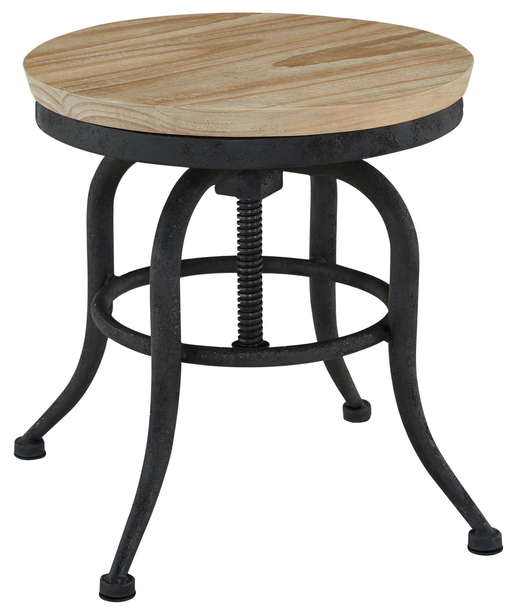 Signature Design by Ashley Shennifin Stool - Item Number: H862-01