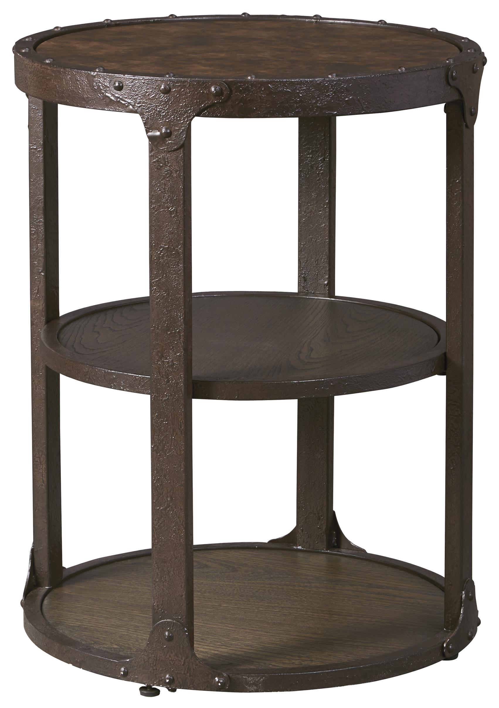 Signature Design by Ashley Shofern Round End Table - Item Number: T702-6