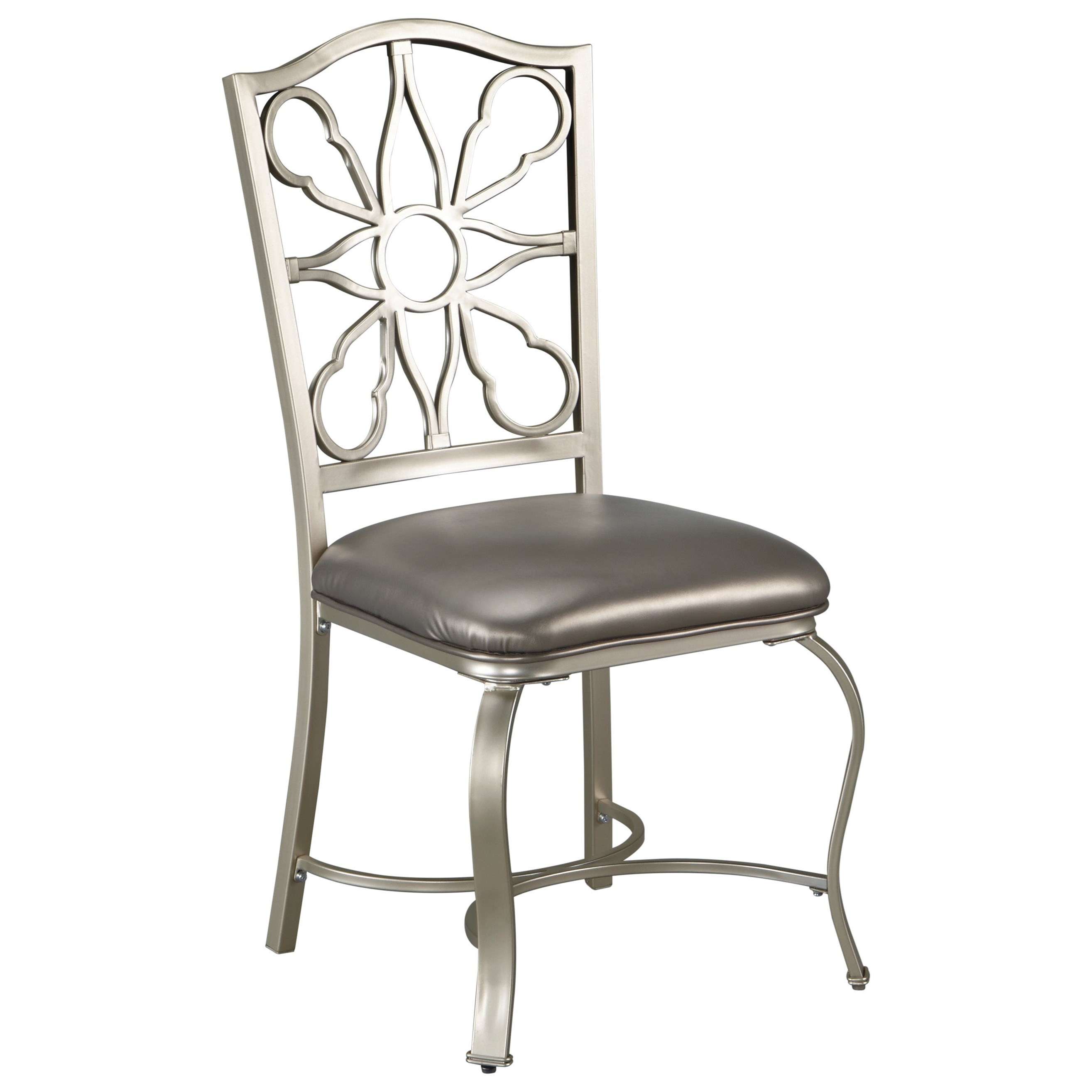 Signature Design by Ashley Shollyn Dining Upholstered Side Chair - Item Number: D390-01