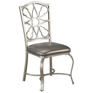 Signature Design by Ashley Shollyn Dining Upholstered Side Chair