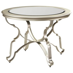 Signature Design by Ashley Shollyn Round Dining Room Table
