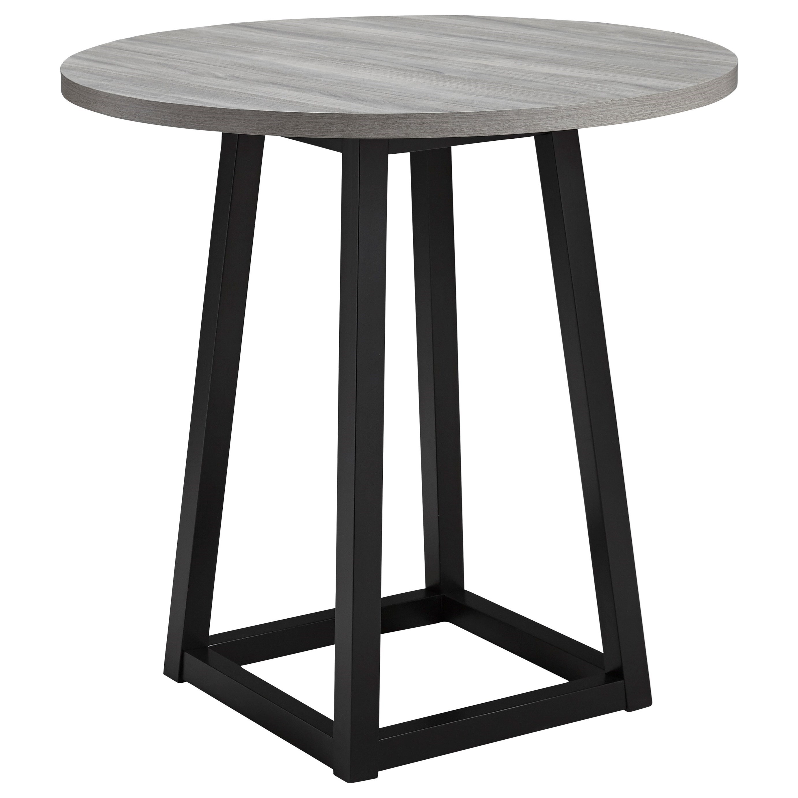 Showdell Round Counter Table by Signature Design by Ashley at HomeWorld Furniture