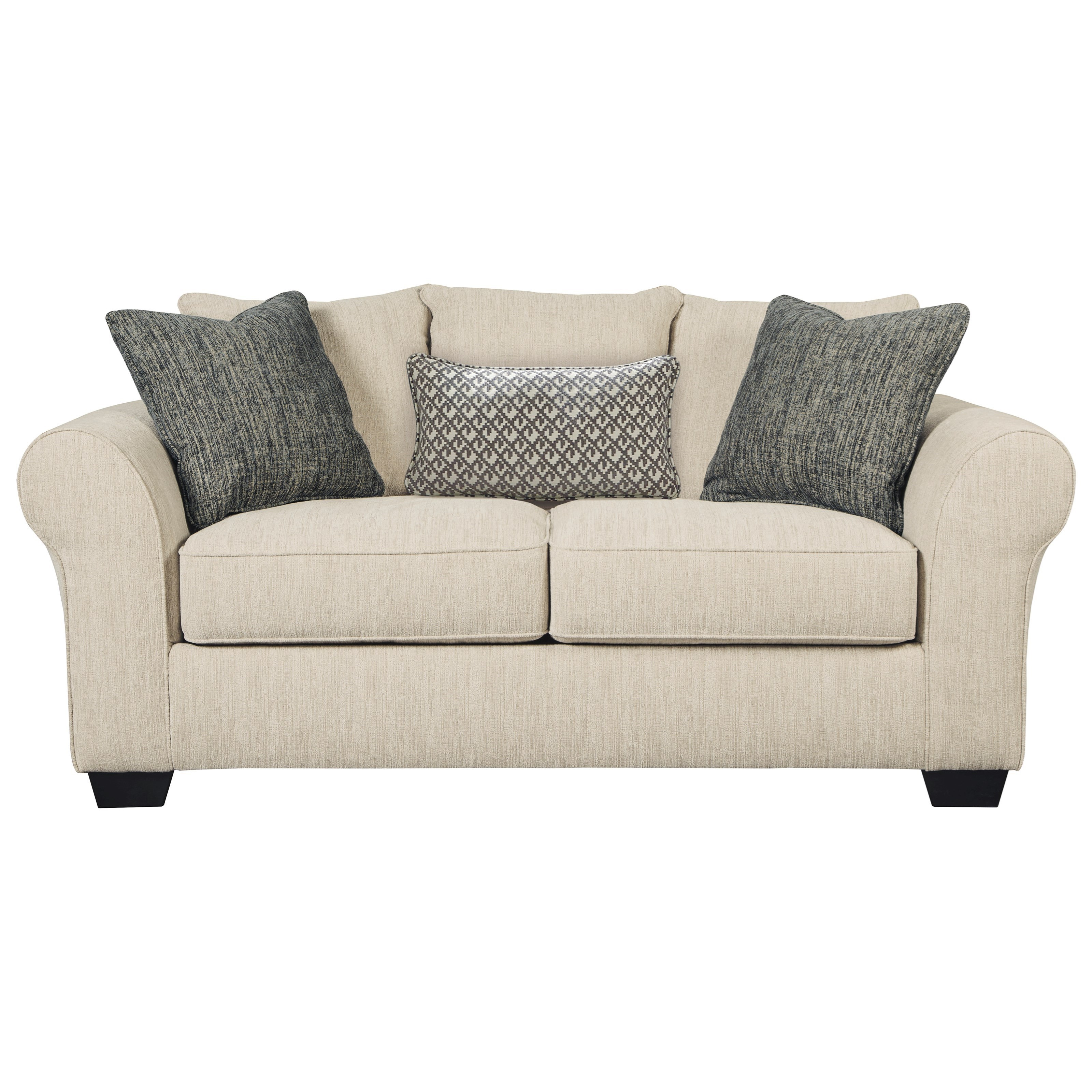 Benchcraft Silsbee Loveseat - Item Number: 5540235