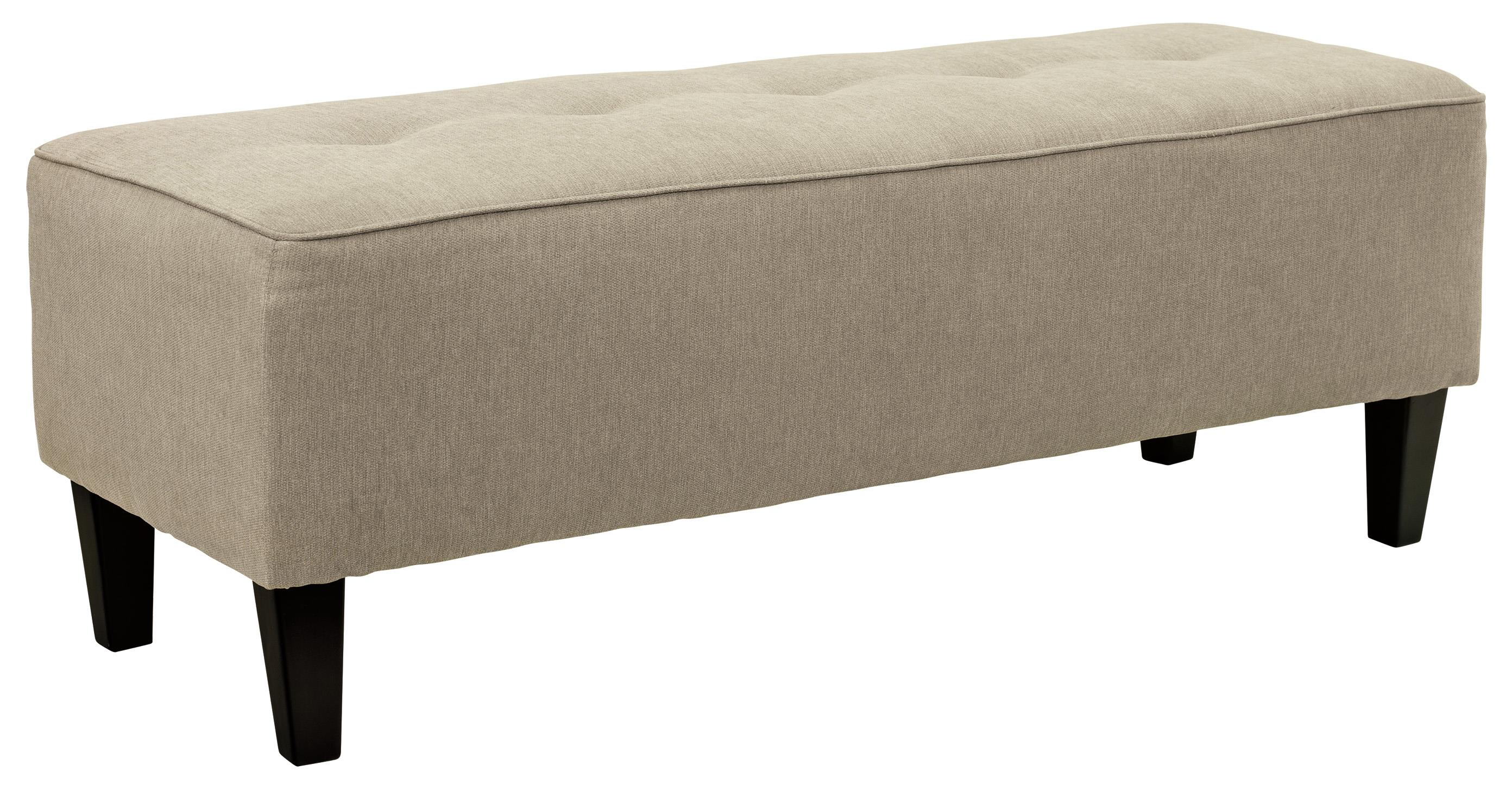 Signature Design by Ashley Sinko Oversized Accent Ottoman - Item Number: 2810108