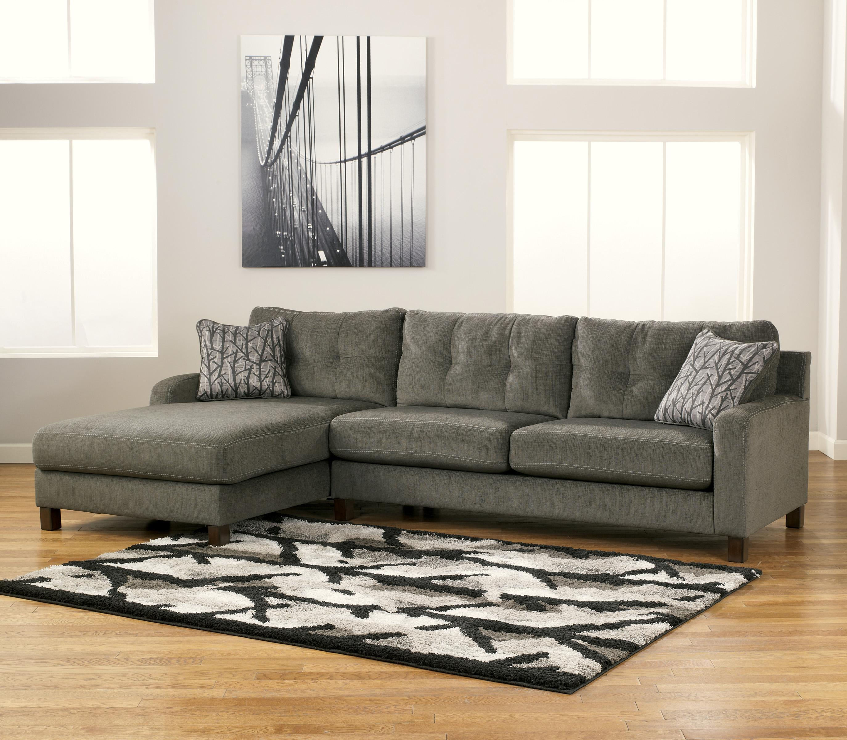 Signature Design by Ashley Siroun Steel Contemporary 2 Piece
