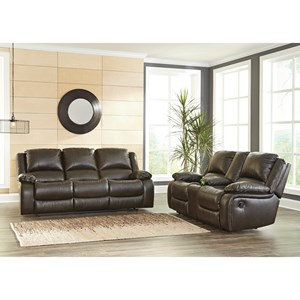 Signature Design by Ashley Slayton Reclining Living Room Group