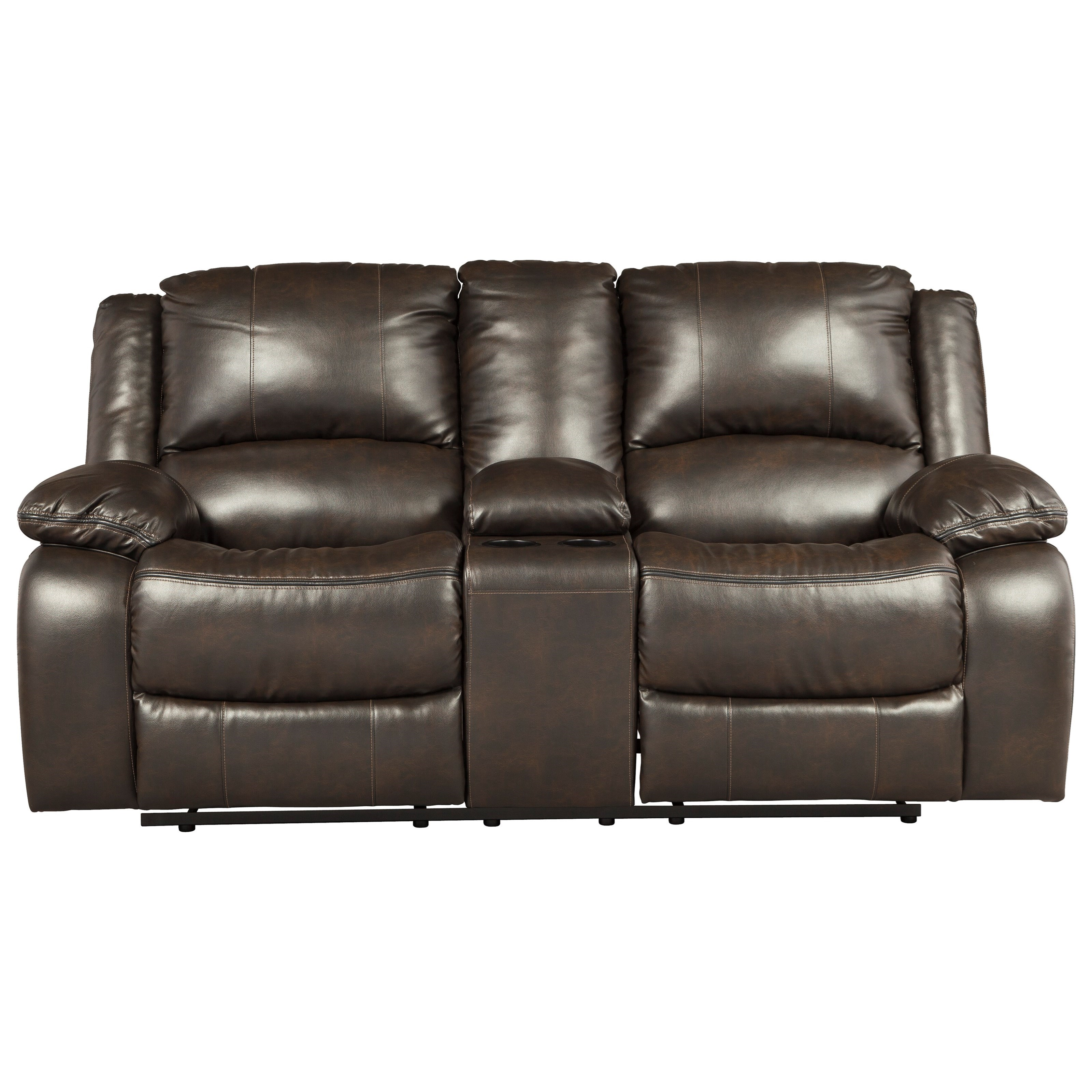 middle z motion maverick wmiddle product la w full way boy reclining console loveseat reclina