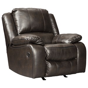 Signature Design by Ashley Slayton Power Rocker Recliner