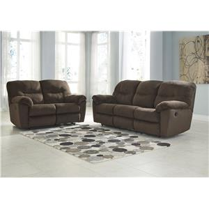 Ashley (Signature Design) Slidell Reclining Living Room Group