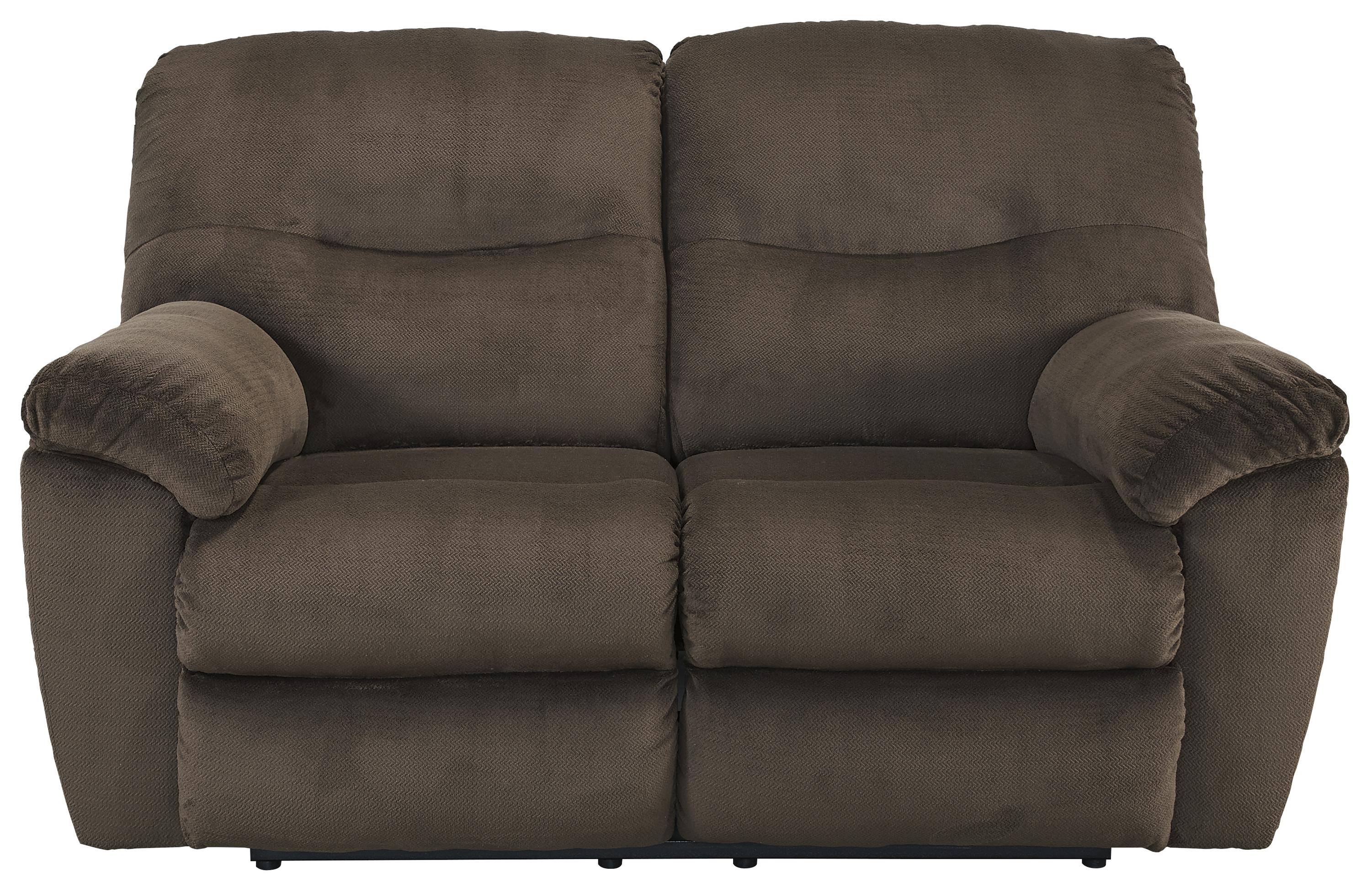 Signature Design by Ashley Slidell Reclining Loveseat - Item Number: 8270286