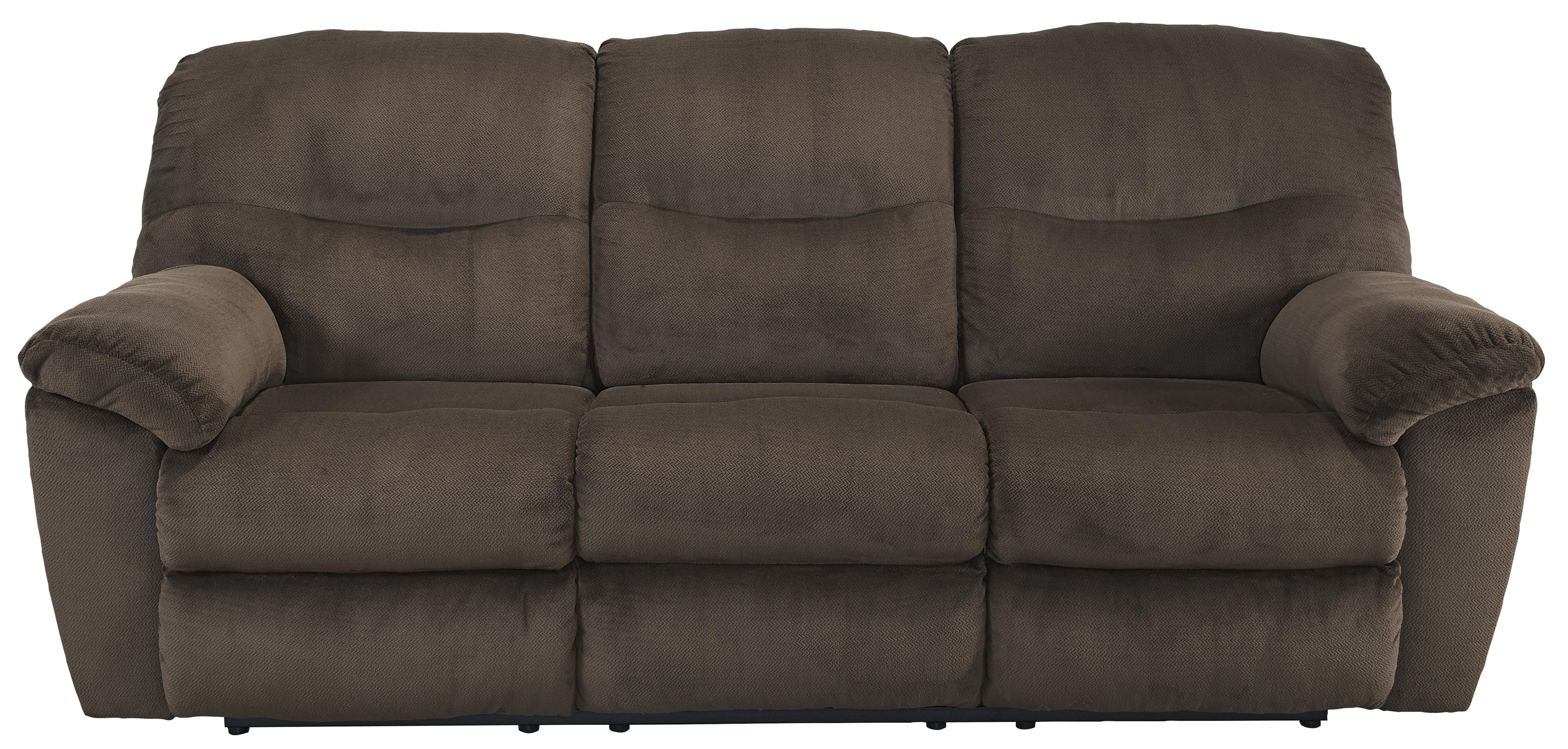 Signature Design by Ashley Slidell Reclining Sofa - Item Number: 8270288
