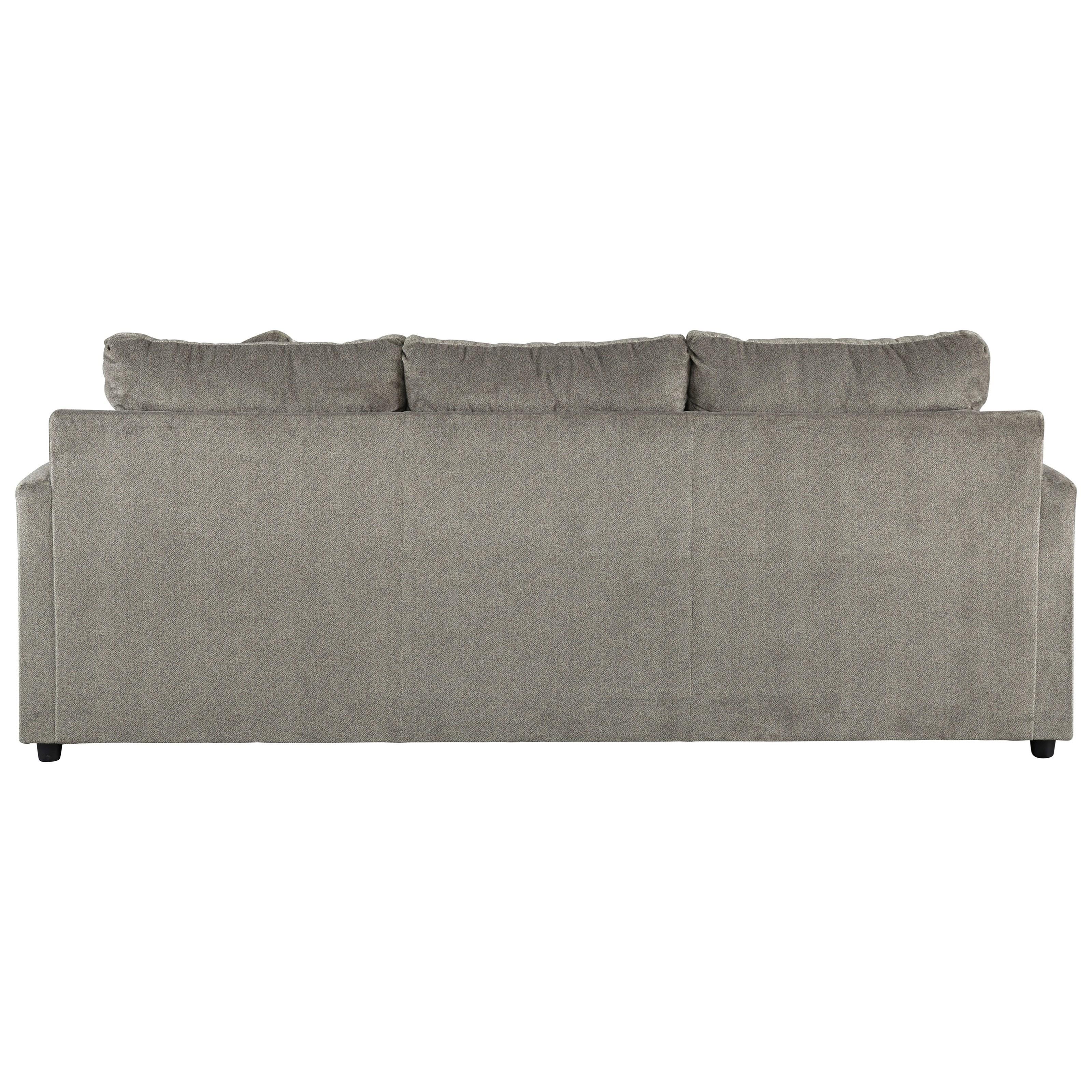 Ashley Furniture Manufacturer: Signature Design By Ashley Soletren Contemporary Sofa