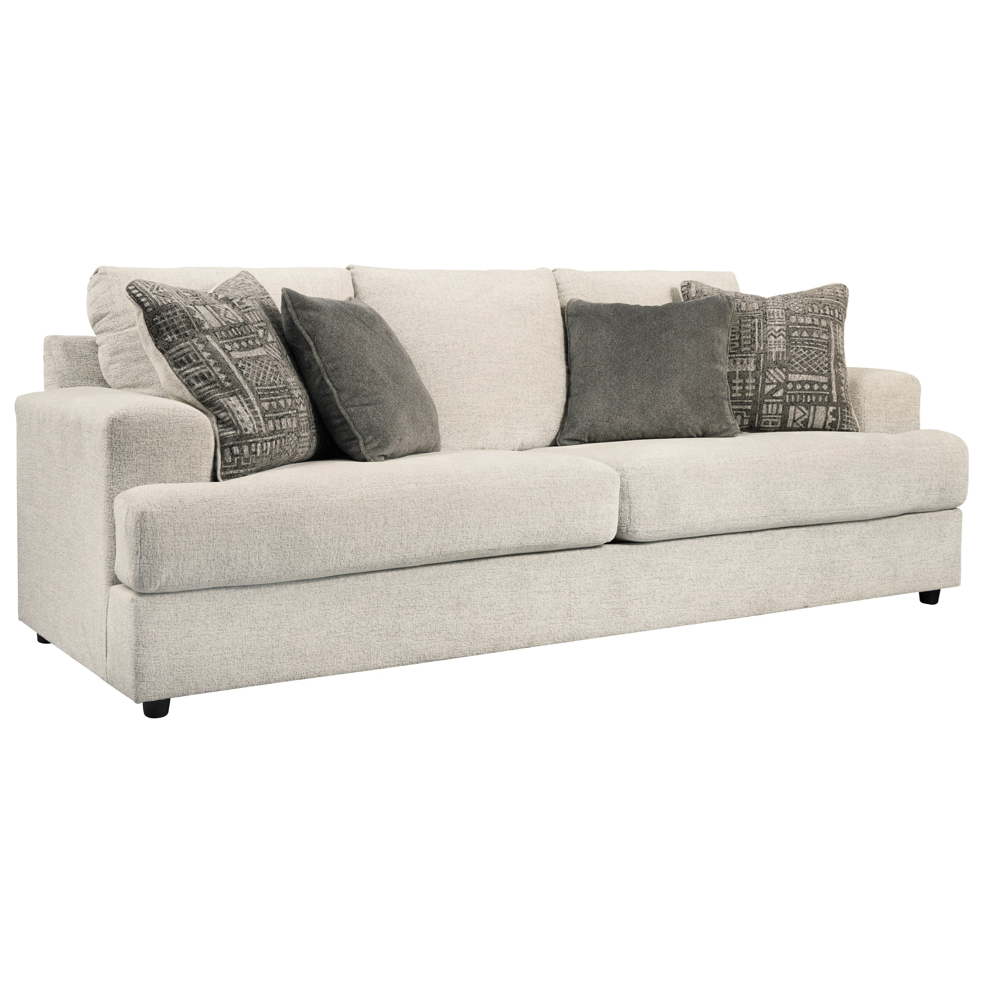 Soletren Contemporary Sofa by Signature Design by Ashley at Furniture and  ApplianceMart