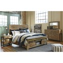 Signature Design by Ashley Sommerford Queen Bedroom Group - Item Number: B775 Q Bedroom Group 1