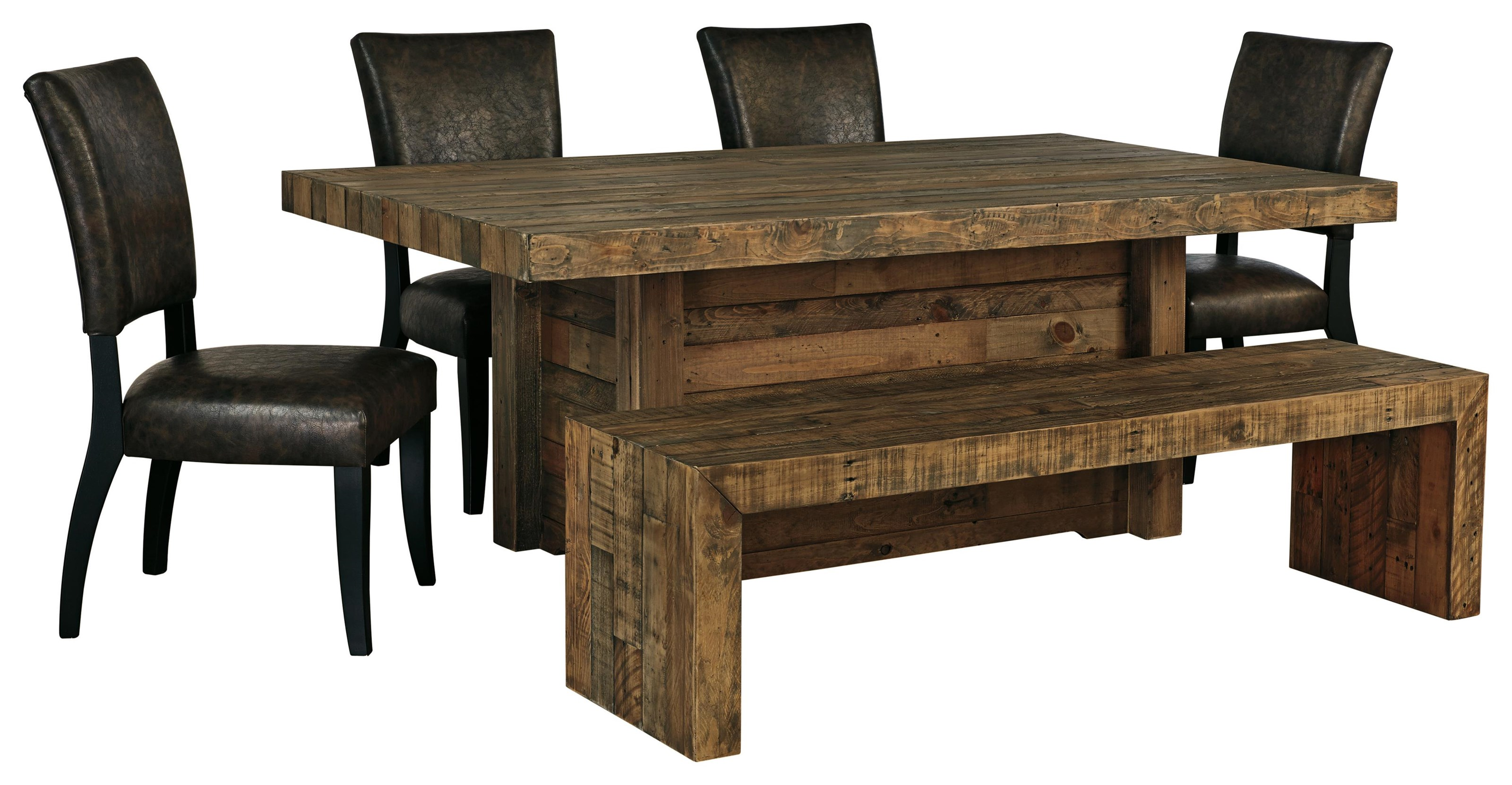 Sommerford Sommerford 5-Piece Dining Set by Ashley at Morris Home