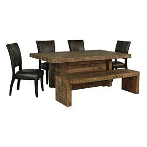 Sommerford 5-Piece Dining Set