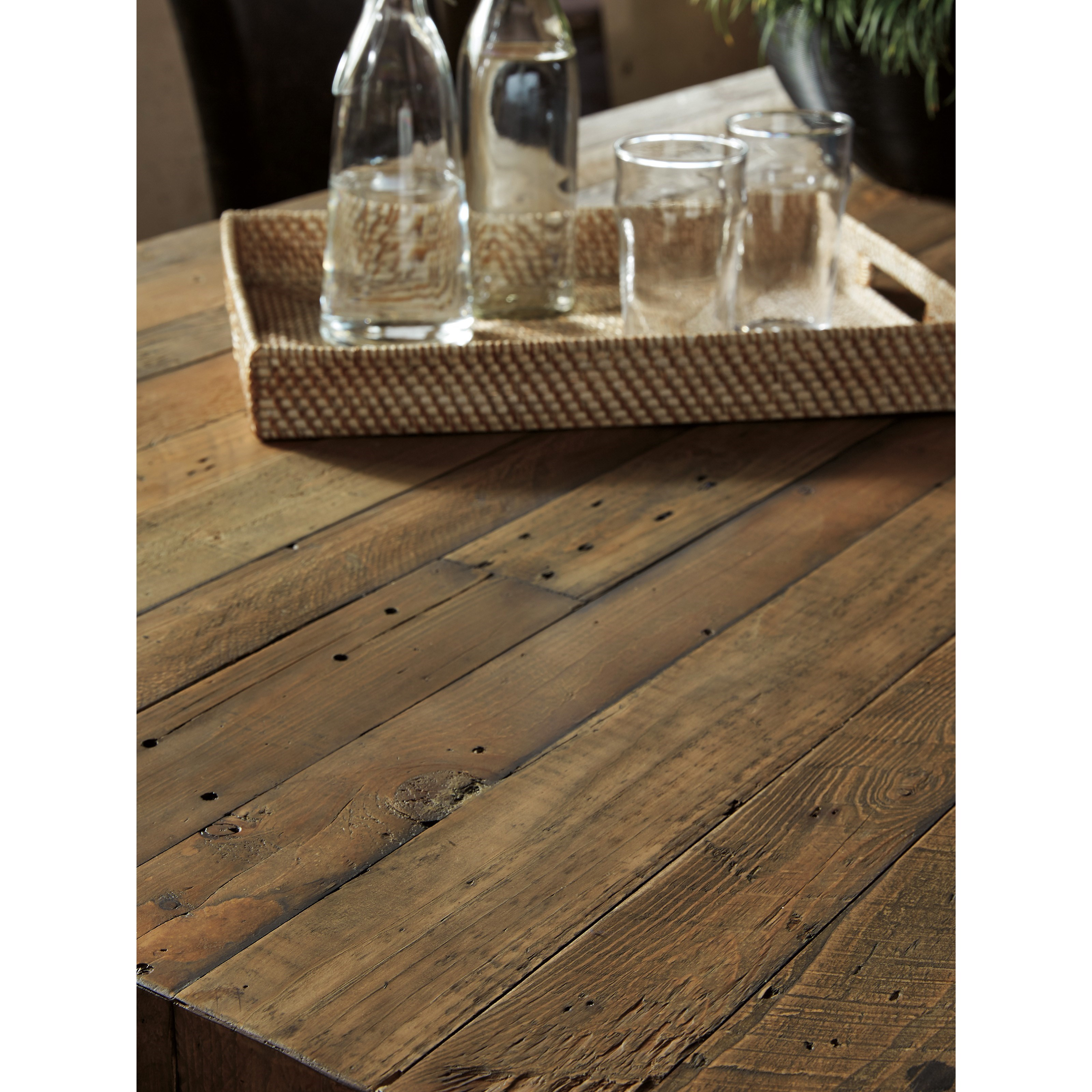 Ashley S Nest Decorating A Dining Room: Signature Design By Ashley Sommerford 7-Piece Rectangular