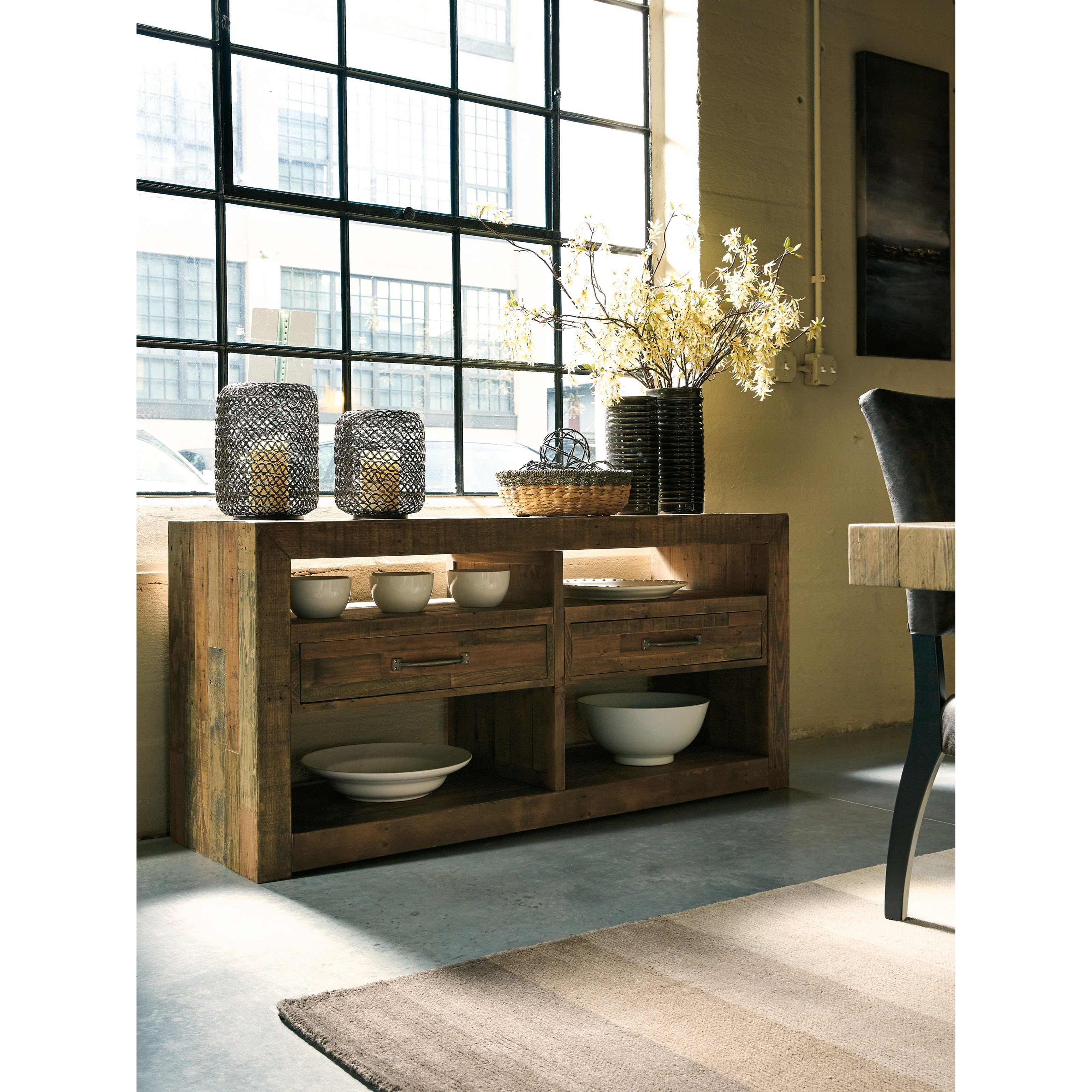 Ashley S Nest Decorating A Dining Room: Signature Design By Ashley Sommerford D775-60 Solid Wood