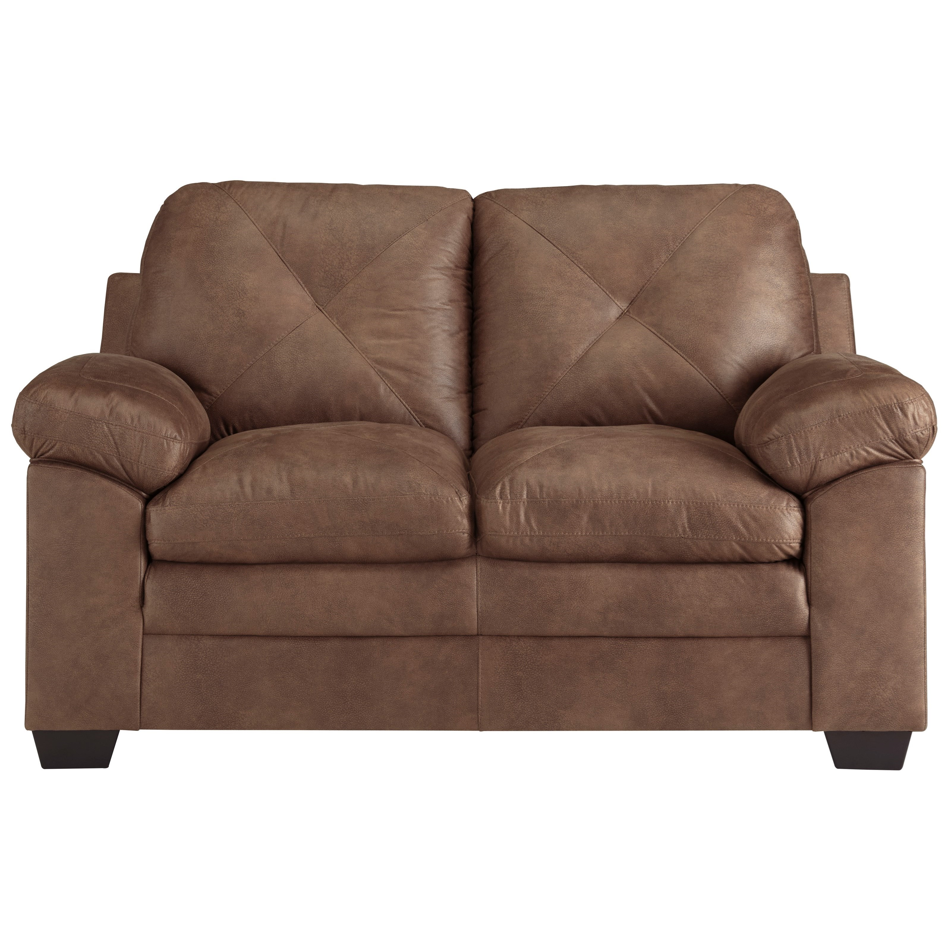 Ashley Furniture Superstore: Signature Design By Ashley Speyer Faux Leather Loveseat